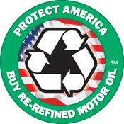 Re-Refined Motor OIl